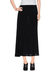 Trussardi Jeans Skirts 3 4 Length Skirts Women Black
