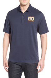 Men's Cutter And Buck 'Denver Broncos Super Bowl 50' Moisture Wicking Polo