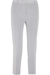 3.1 Phillip Lim Cropped Quilted Pants White