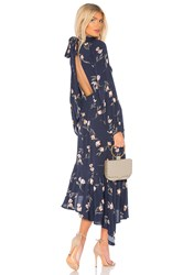 Clayton Brig Dress Navy