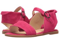 Hush Puppies Abia Chrissie Vl Persian Rose Suede Women's Sandals Pink