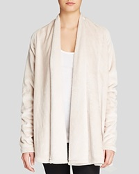 Ugg Australia Reiley Double Face Fleece Cardigan Moonbeam
