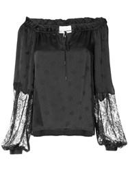 Alice Mccall Something More Blouse Black