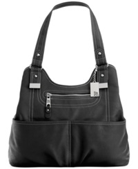 Style And Co. Kenza A Line Shopper Black