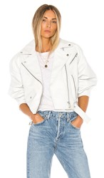 Lamarque X Revolve Dylan Jacket In White.