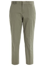 Banana Republic Avery Trousers Olive