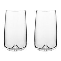 Normann Copenhagen Long Drink Glasses Set Of 2
