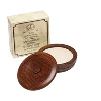Taylor Of Old Bond Street Wooden Bowl Including Shaving Soap 100G