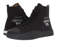 Yohji Yamamoto Adidas Y 3 By Bashyo Black White Athletic Shoes