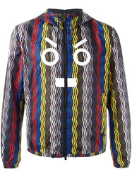 Fendi No Words Windbreaker Black