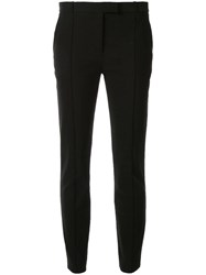 The Row Raised Seam Trousers Black