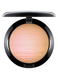 M A C Extra Dimension Skinfinish Highlighter 9 G 0.31 Oz. Show Gold Double Gleam Beaming Blush Soft Frost