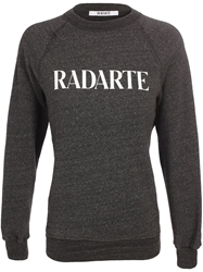 Rodarte Radarte Sweatshirt Grey