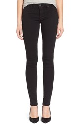 Women's Hudson Jeans 'Collin' Supermodel Skinny Jeans Black Long