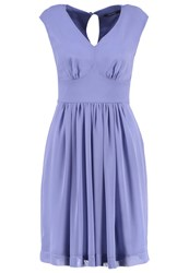 Swing Cocktail Dress Party Dress Flieder Lilac