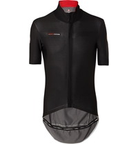 Castelli Gabba 2 Water Repellent Cycling Jersey Black