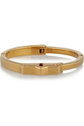 Stella Mccartney Gold Tone Bracelet Metallic