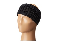 Hat Attack Textured Headband Black Headband