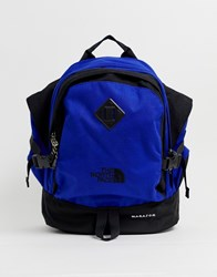 The North Face Wasatch Reissue Backpack 35 Litres In Aztec Blue