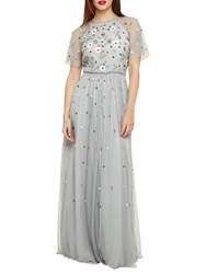 Phase Eight Collection 8 Celestra Maxi Dress Sky Blue
