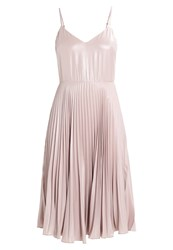 Warehouse Cocktail Dress Party Dress Mink Pink