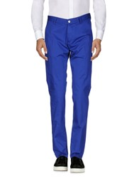 Hydrogen Casual Pants Blue