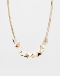 Weekday Candy Necklace Gold