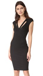 Zac Posen Joni Dress Black
