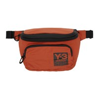 Y 3 Orange Packable Backpack Pouch