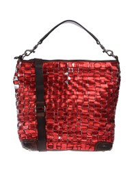 Campomaggi Handbags Red