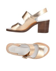 Paul Smith Sandals Copper