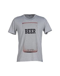 Dress Code Topwear T Shirts Men Light Grey