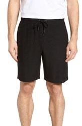 Nordstrom Shop Lounge Shorts Black