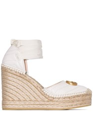 Gucci Pilar 120Mm Quilted Leather Espadrilles 60