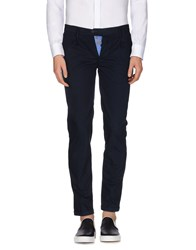 Roberto Pepe Trousers Casual Trousers Men Dark Blue
