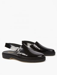 Adieu Black Type 87 Leather Shoes
