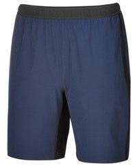 Ideology Id Men's Stretch Woven Performance Shorts Created For Macy's Night Sky