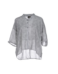 Dr. Denim Jeansmakers Shirts Grey