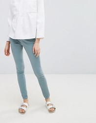 Waven Anika High Rise Skinny Jeans Chinois Green