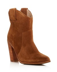 Kenneth Cole Sparta High Heel Booties Desert