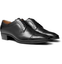 Gucci Leather Brogues Black