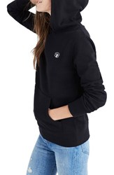 Madewell Women's Embroidered Eye Hoodie