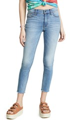 Hudson Tally Crop Jeans Radical