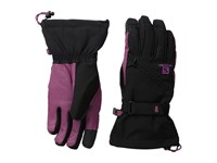 Salomon Tactile Cs W Black Mystic Purple Cycling Gloves
