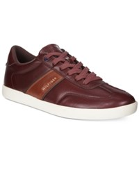 Tommy Hilfiger Men's Tiffin Joggers Men's Shoes Dark Red
