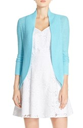 Women's Lilly Pulitzer 'Amalie' Open Front Cardigan