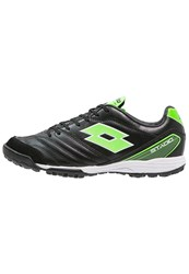 Lotto Stadio 300 Tf Astro Turf Trainers Black Mint