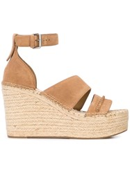 Dolce Vita Simi Wedge Sandals Brown