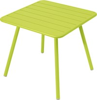 Fermob 32 X 32 Luxembourg 4 Leg Table
