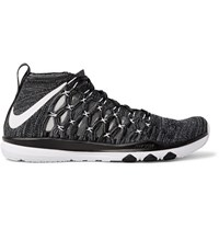 Nike Training Ultrafast Flyknit Sneakers Black